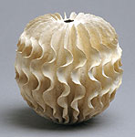 Ursula Morley Price, Cream Round Curly Form UP10103