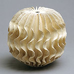 Ursula Morley Price, Cream Round Curly Form UP10104